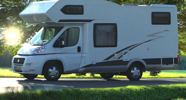 Freizeitfahrzeuge Saison 2010 B-Führerschein Caravaning Industrie Verbandes CIVD