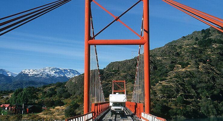 Für kommendes Frühjahr bietet Camper-Adventures eine vierwöchige geführte Wohnmobilreise durch Chile an