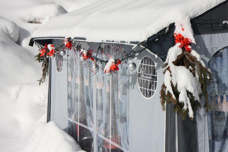 Für viele beginnt jetzt die Zeit der Suche nach passenden Weihnachtspräsenten. Wie wär`s mit einem Besuch des Caravaning-Händlers?