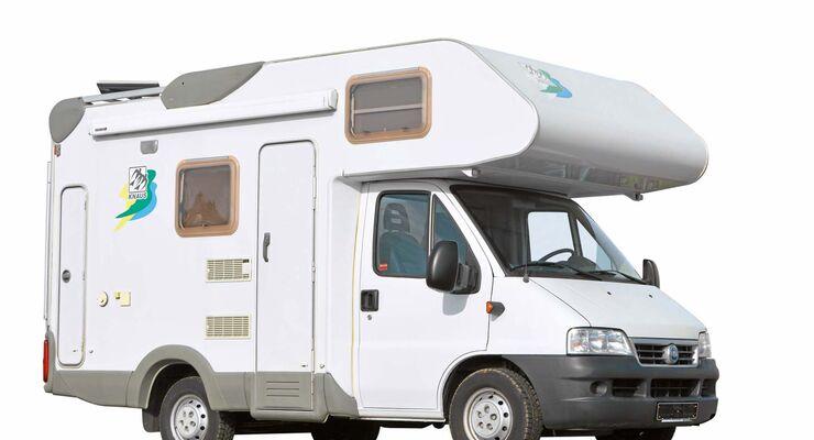 knaus traveller modelle 1994 bis 2016 im gebrauchtcheck - promobil