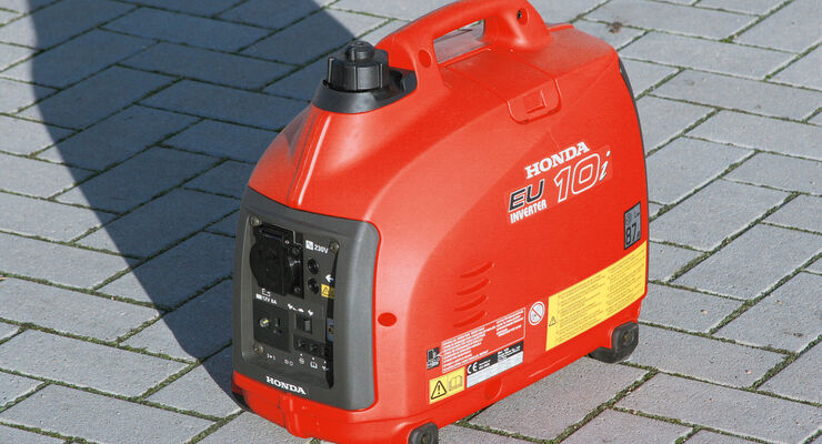 Generator für das Wohnmobil