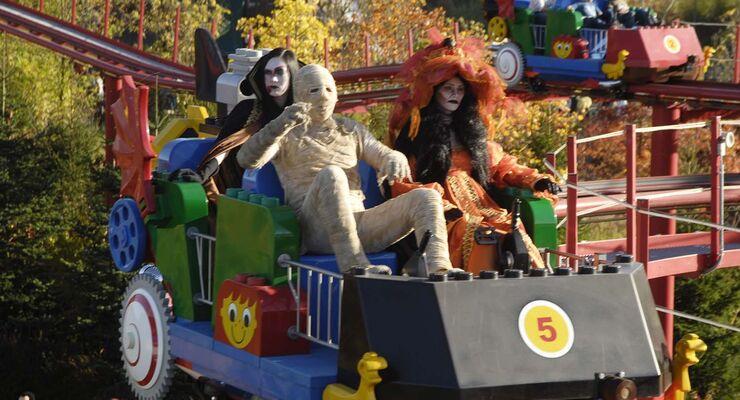 Halloween Legoland