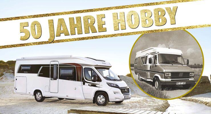 Hobby Advertorial - 50 Jahre Hobby