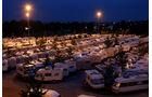 Hymer 50. Geburtstag Reisemobile Caravans Wohnmobile Wohnwagen