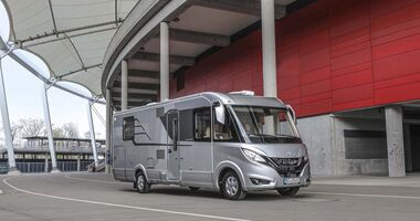 Hymer B-Klasse 790 ML
