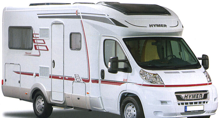 Hymer CMT Stuttgart Wohnmobil reisemobil caravan wohnanhänger