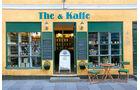 Im The & Kaffe in Helsingor gibt es auch Pasta.