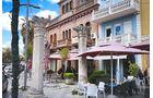 In Durres beginnt die Via Egnatia zwischen Adria und Bosporus.