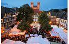 In der ersten Septemberwoche beginnt in Bensheim alljährlich das Bergsträßer Winzerfest