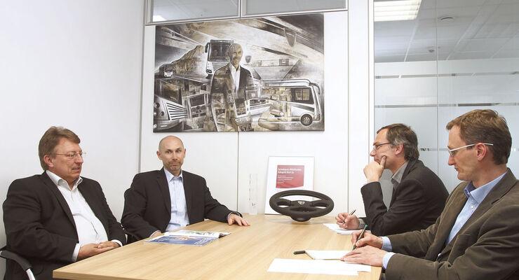 Interview: Reinhard Löhner, Jochen Reimann