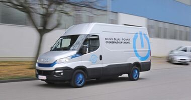 Iveco Daily Natural Power