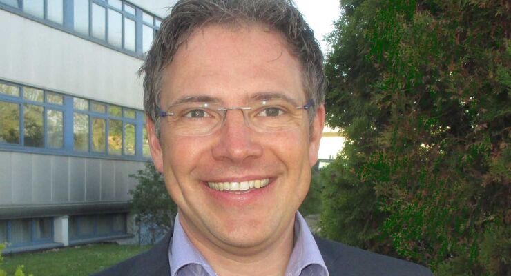 Karsten Straeter arbeitet jetzt bei Challenger im Vertrieb
