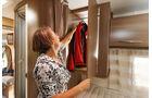 Kleiderschrank im Chausson
