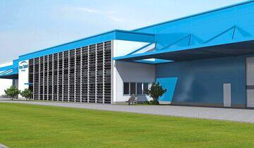 Knaus-Tabbert-Werk in Ungarn