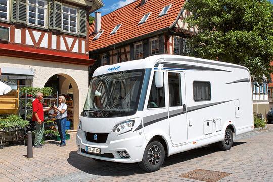 Knaus Van I 580 MK