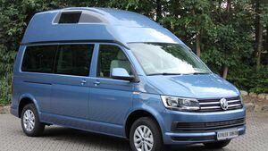 Köhler Sunvan T 26 - Campingbus auf Mercedes Vito