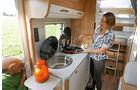 Küche im Dethleffs