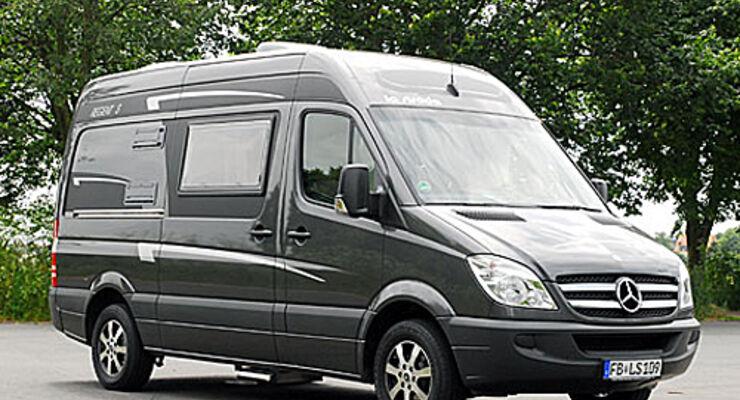 La strada, regent, Reisemobil, wohnmobil, caravan, wohnwagen