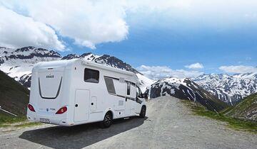 Leser auf Tour Alpen