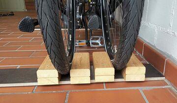 Lesertipp Fahrradhalter