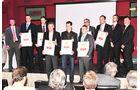 Leserwahl 2011 Siegerehrung