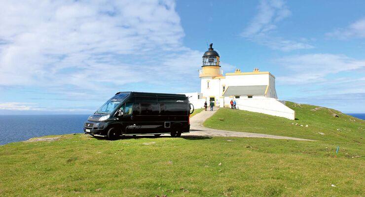 Leuchtturm Schottland