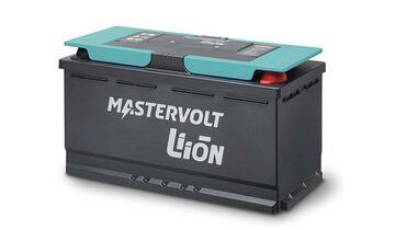 Lithium-Batterie Mastervolt