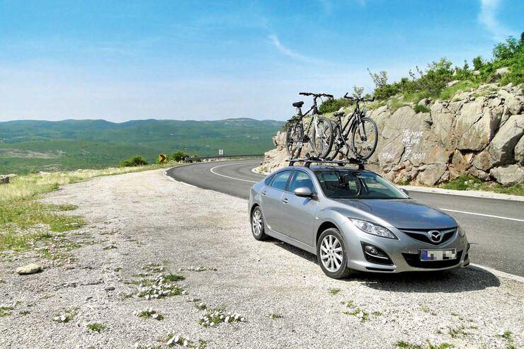 Mazda 6 Kroatien