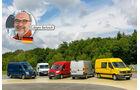 Megatest, Basisfahrzeuge, So testet promobil: Jürgen Barotsch