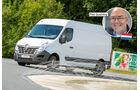 Megatest, Basisfahrzeuge, So testet promobil: Paul Quadvlieg