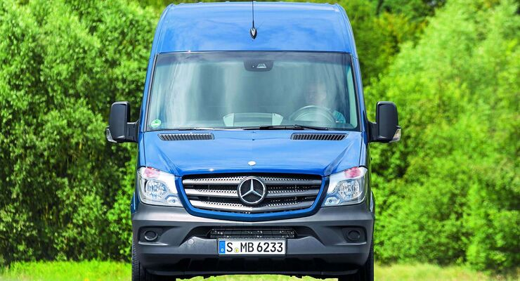 Mercedes-Benz Sprinter 316 CDi