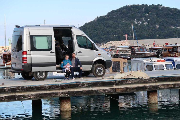 mercedes sprinter 4x4 selbstausbau - Wohnmobil Dusche Nachrusten