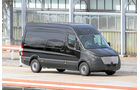 Mercedes Sprinter und Pick-up