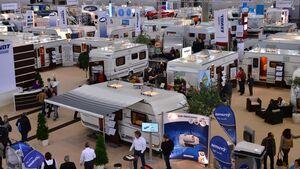 Messe Touristik & Caravaning International in Leipzig