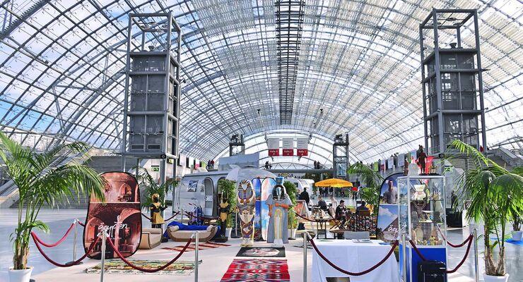 Messe Touristik und Caravaning Leipzig