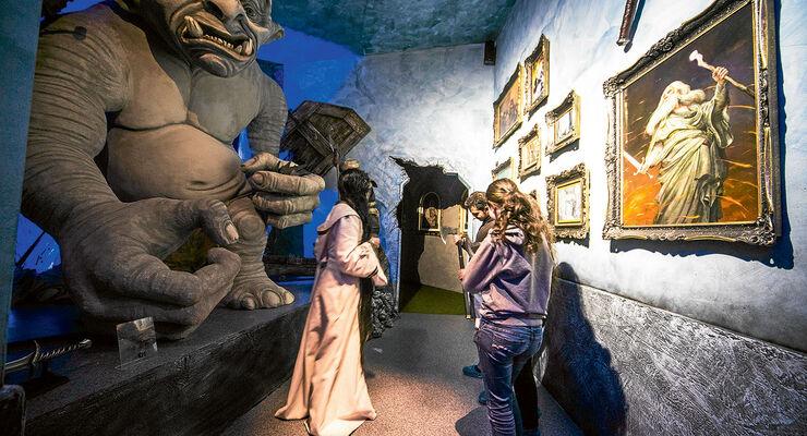 Mittelerde Ausstellung Schweiz