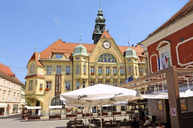 Wohnmobil-Reise nachSlowenien: Sloweniens Charme derKaiserzeit