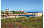 Mobil-Tour: Bretagne, Küste