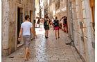 Mobil-Tour: Dalmatien