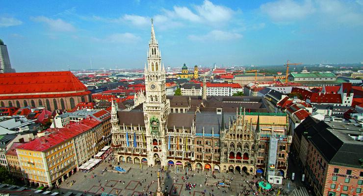 Mobil-Tour, München
