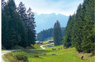 Mobil-Tour: Vorarlberg, Panoramaweg