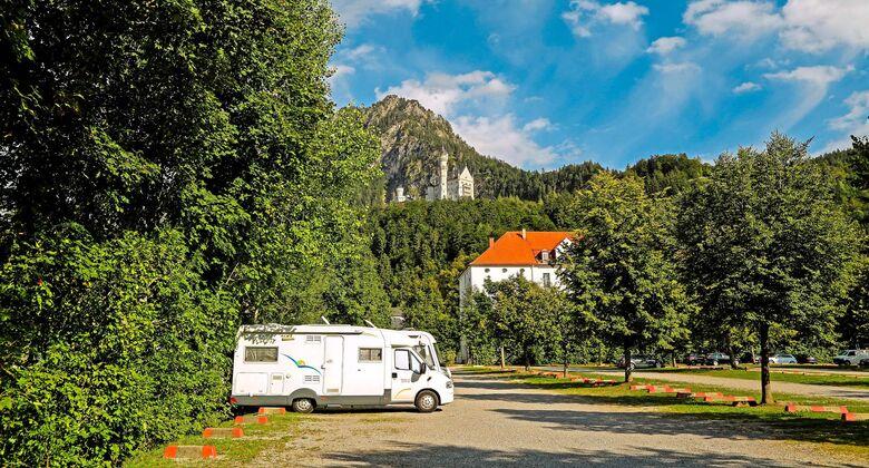 Mobil-Tour durch Bayern