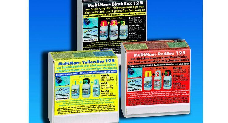 Multiman hat den Einsatzbereich der bisherigen Multibox 100 vergrößert durch Erhöhung der Wirkstoffkonzentration.