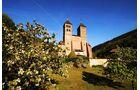 Murbach: Im 12. Jahrhundert war das Kloster die mächtigste aller Reichsabteien.
