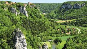Naturpark Obere Donau