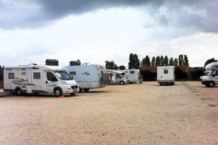 News: Pinnwand, Stellplatz-Nachrichten, Provins