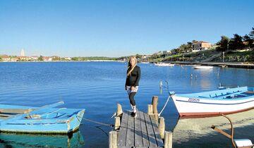 Nin Hafen Kroatien