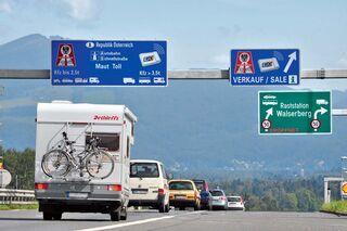 Maut In österreich Für Wohnmobile So Funktionierts Promobil