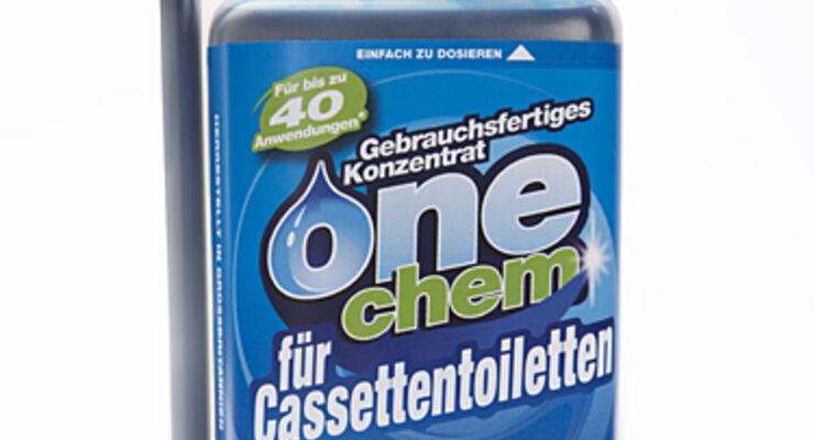 One chem., toilette, chemie, Reisemobil, wohnmobil, caravan, wohnwagen