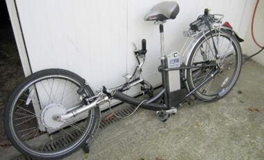 e bikes im wohnmobil urlaub mitnehmen seite 2 promobil. Black Bedroom Furniture Sets. Home Design Ideas